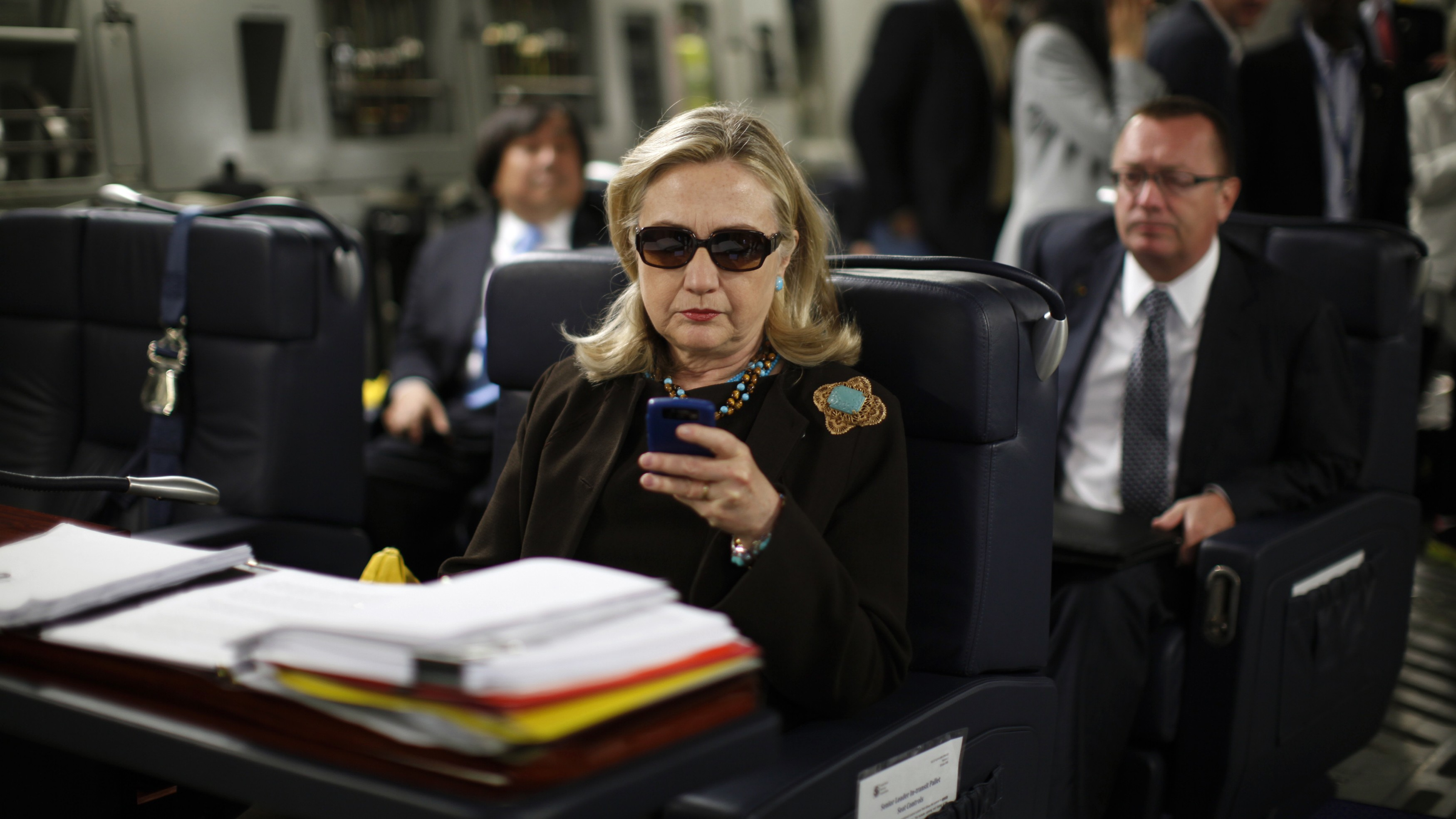 Here Is the State Department's First 'Official' Release of a Hillary Clinton Email
