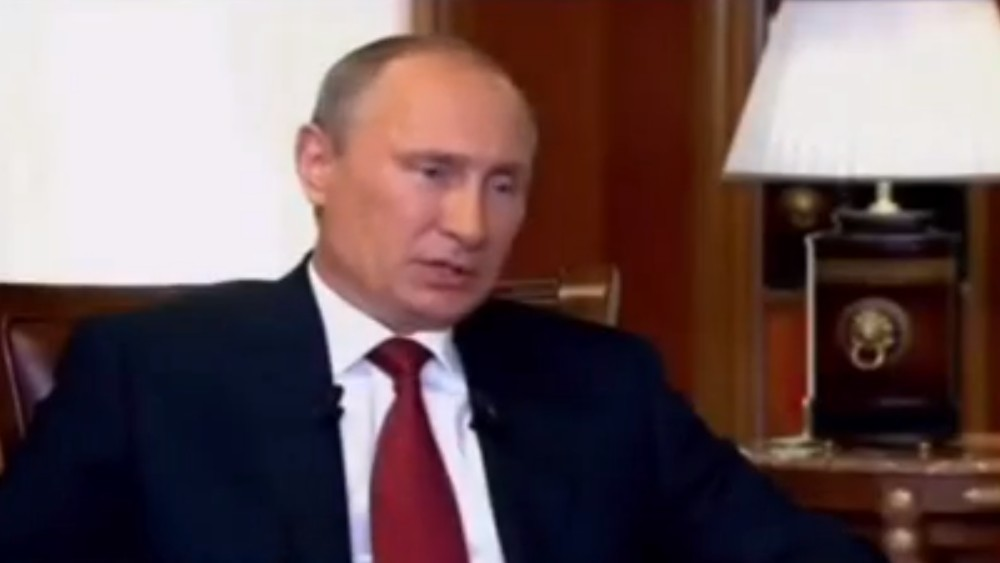 Putin Reveals He Ordered the Annexation of Crimea on the Day Yanukovych Fled Kiev