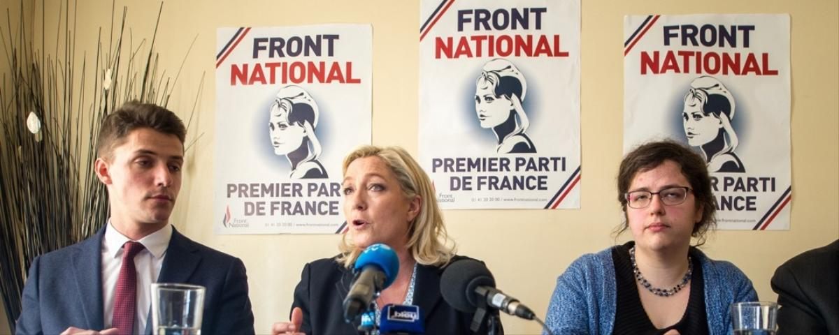 "French Prime Minister Says He Is ""Afraid"" Of National Front"