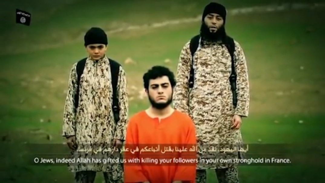 Islamic State Video Allegedly Shows 'Cub of the Caliphate' Killing a Palestinian Teen