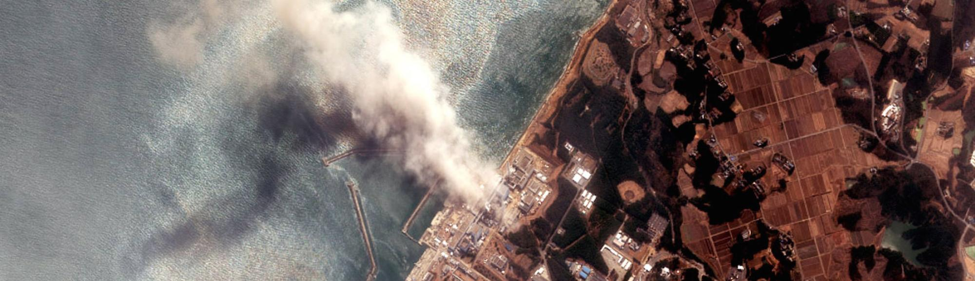 Radioactive Leaks Remain a Problem on the Fourth Anniversary of Japan's Fukushima Meltdown