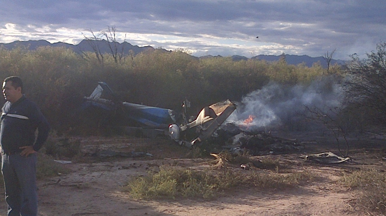 Video Shows Double Helicopter Crash That Killed 10 in Argentina, Including Three French Sports Stars