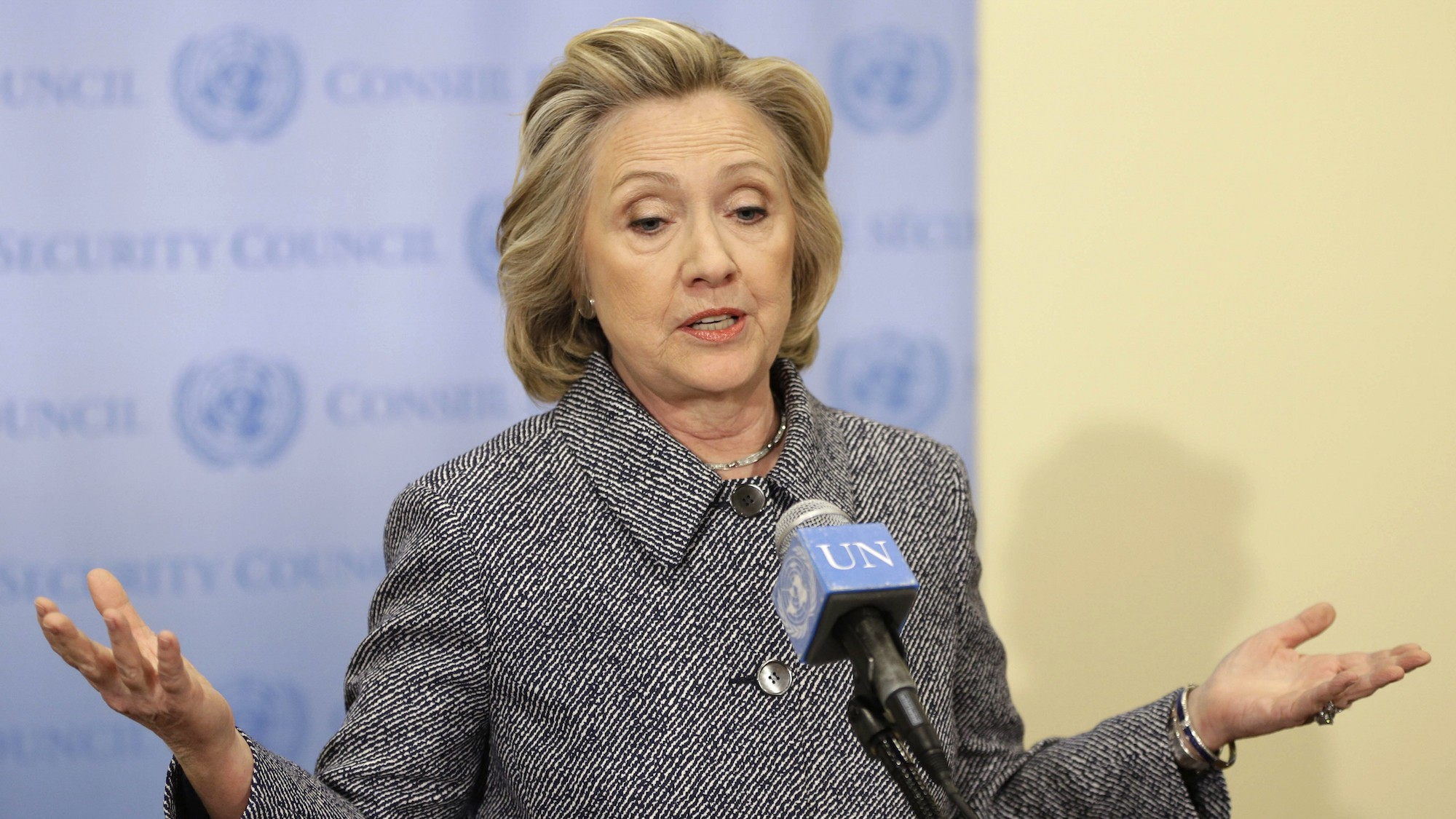 What Hillary Clinton and the State Department Didn't Say About Her Emails