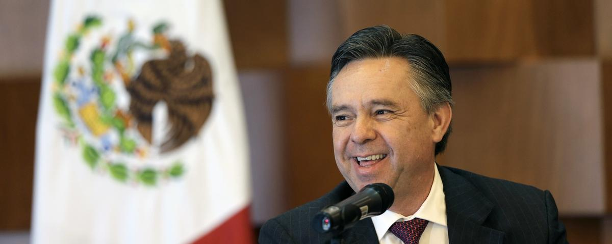 The Man Responsible For Huge Government Blunders in Mexico Just Got a Seat on His Country's Supreme Court