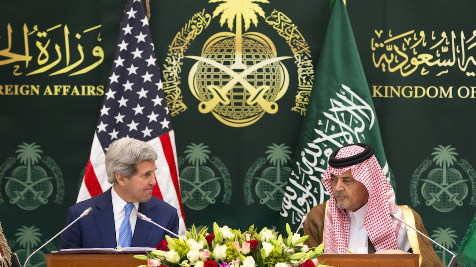 Saudi Arabia Says It Will Want Same Enrichment Rights as