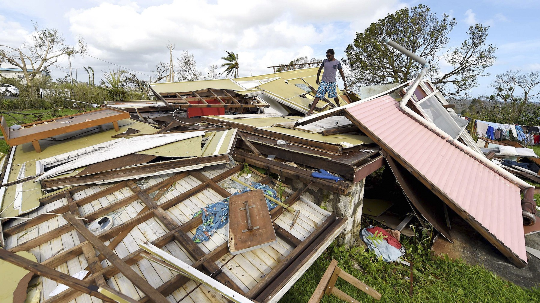 Asking if Cyclone Pam Was Caused by Climate Change Is the Wrong Question, Say Scientists