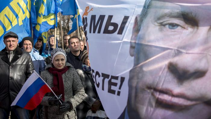 Re-Education, 'Extremists,' and Blackouts: Inside Crimea One Year After Russian Annexation