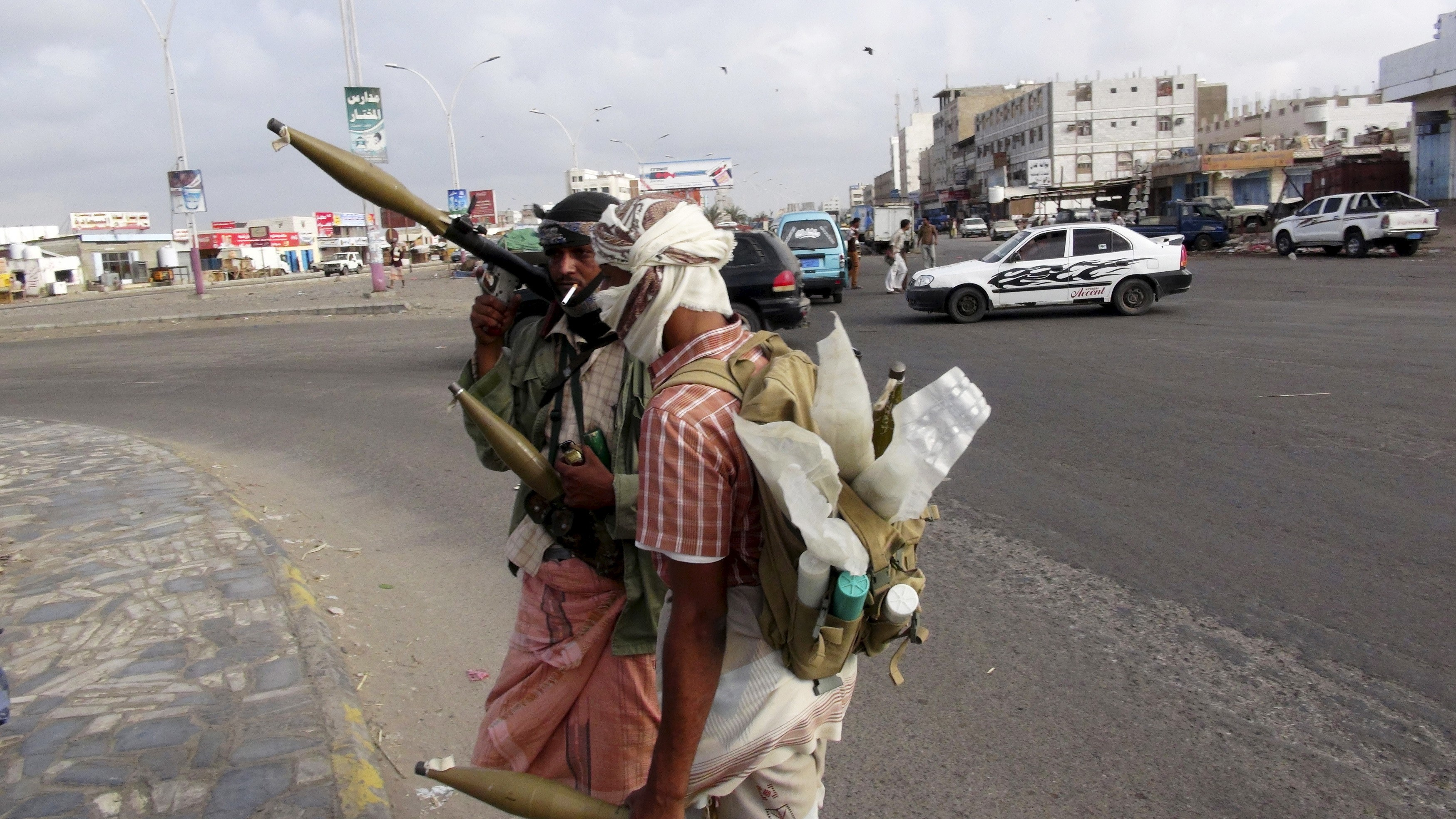 Yemen's Civil Conflict Deepens Further as Fighting Breaks Out in Aden