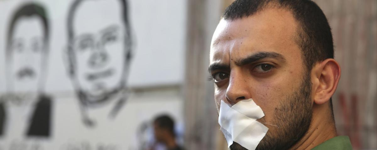 Fear, Censorship, and Pledges of Loyalty: Egyptian Press Freedom Is at Its Lowest Ebb