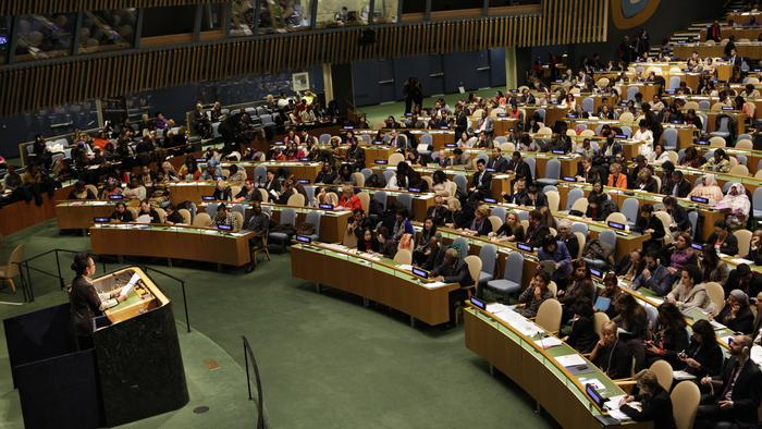 'I Don't Know Why We Come': Inside the UN's Commission on the Status of Women