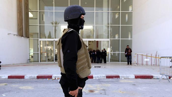 Tunisian Officials Say Museum Attack Gunmen Trained In Libya