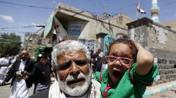 More Than 120 Killed as Twin Suicide Bombings Hit Shia Mosques in Yemen's Capital