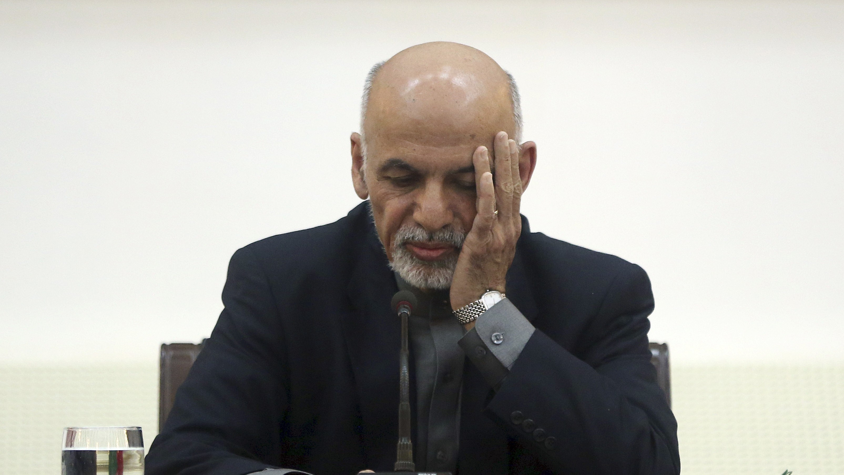 Ghani Goes to Washington: Stakes Are High on Afghan President's First US Visit