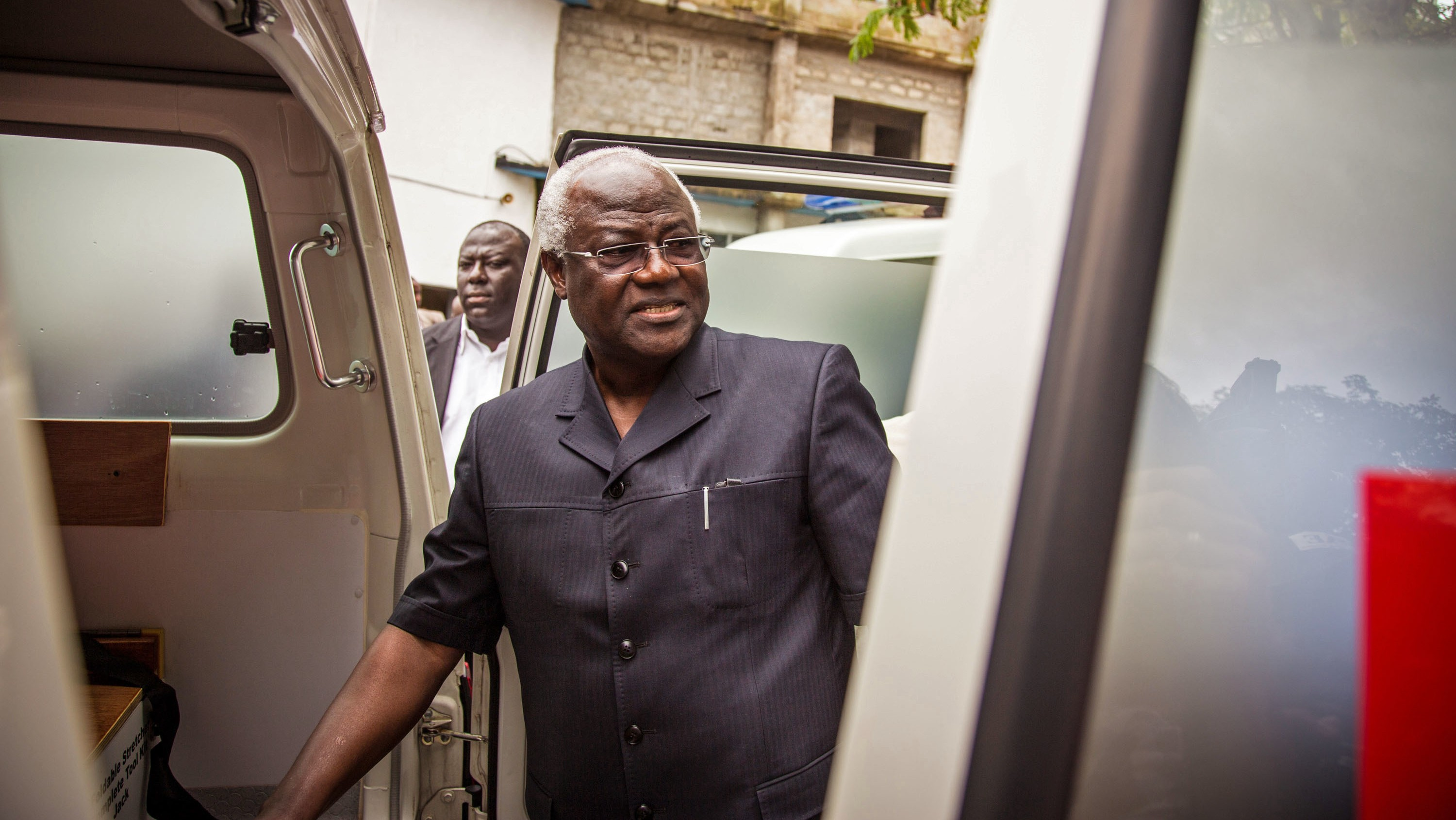 Sierra Leone's President Fired His Vice President and Now All Hell Is Breaking Loose