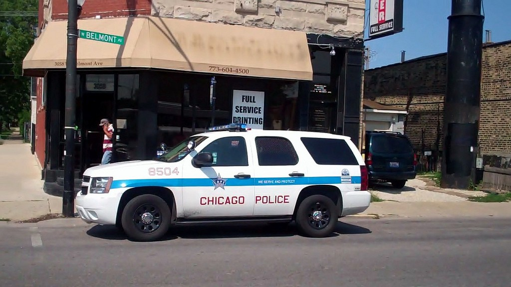 Chicagoans Are Stopped and Frisked by Police Even More Than New Yorkers