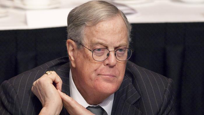 Leading Scientists Tell the Nation's Museums to Sever Ties with the Koch Brothers