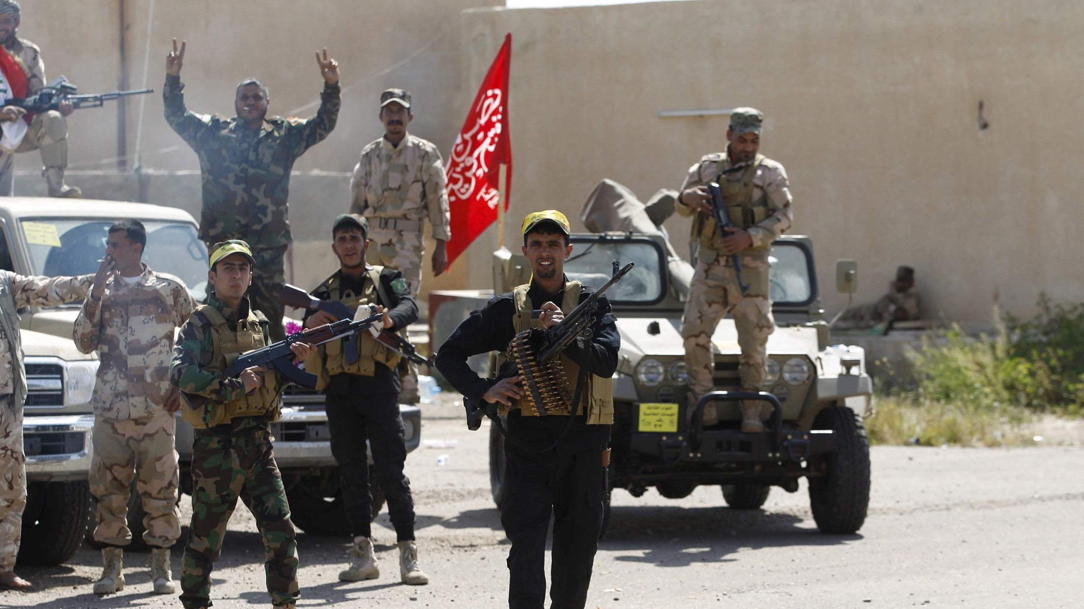 'Final Phase' of Tikrit Assault Begins Backed by US Airstrikes