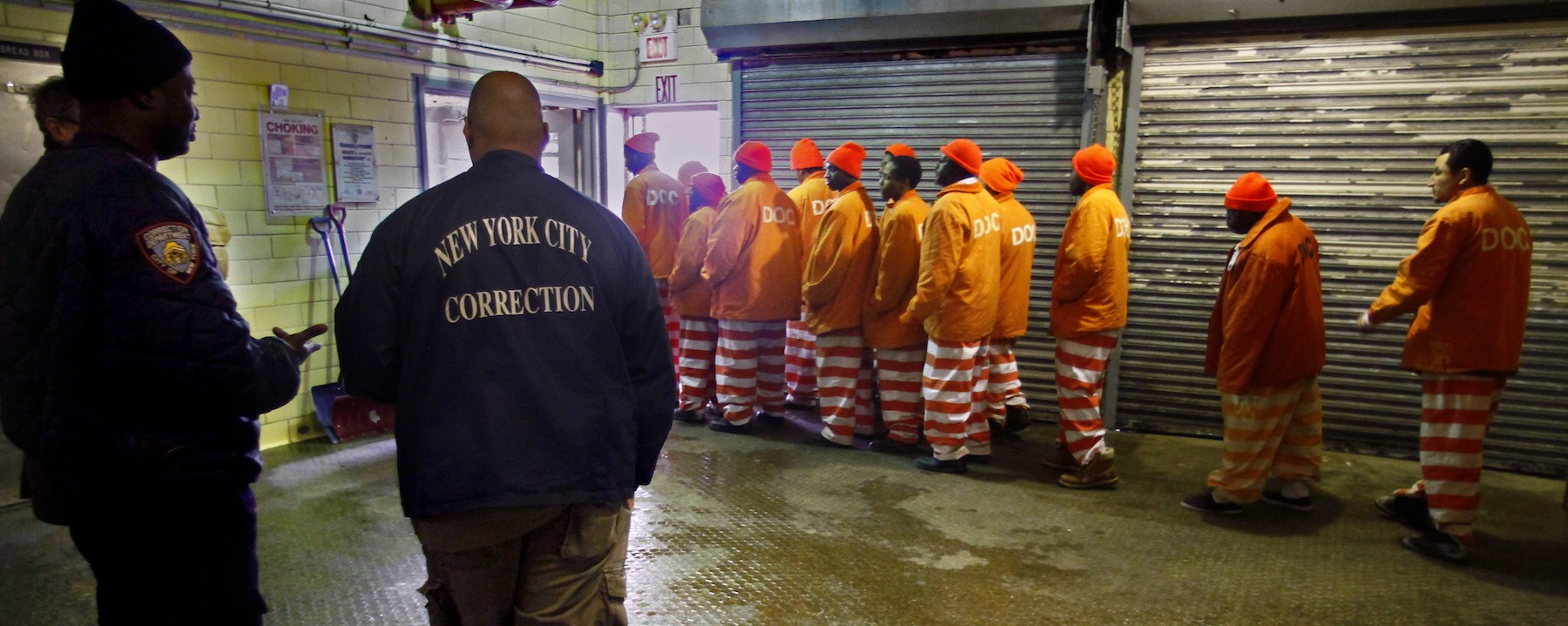 How New York City May Revamp Its Criminal Justice System