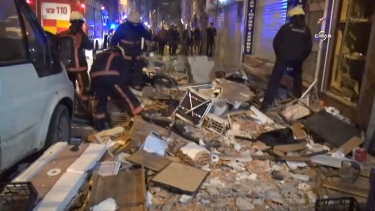 Pro-Islamic State Magazine's Office Bombed in Istanbul