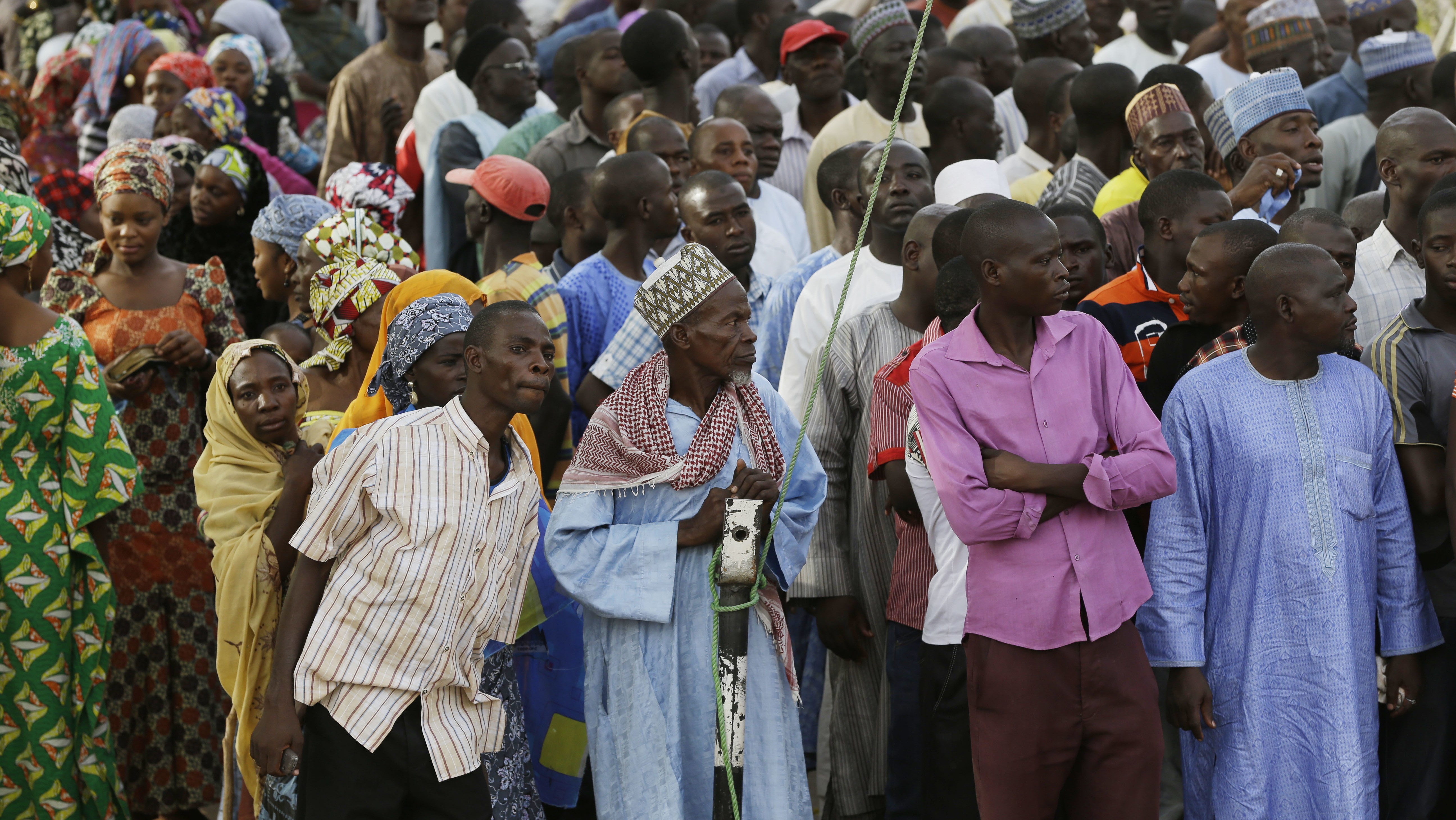 Election Day in Nigeria Marred by Boko Haram Attacks and Voting Difficulties