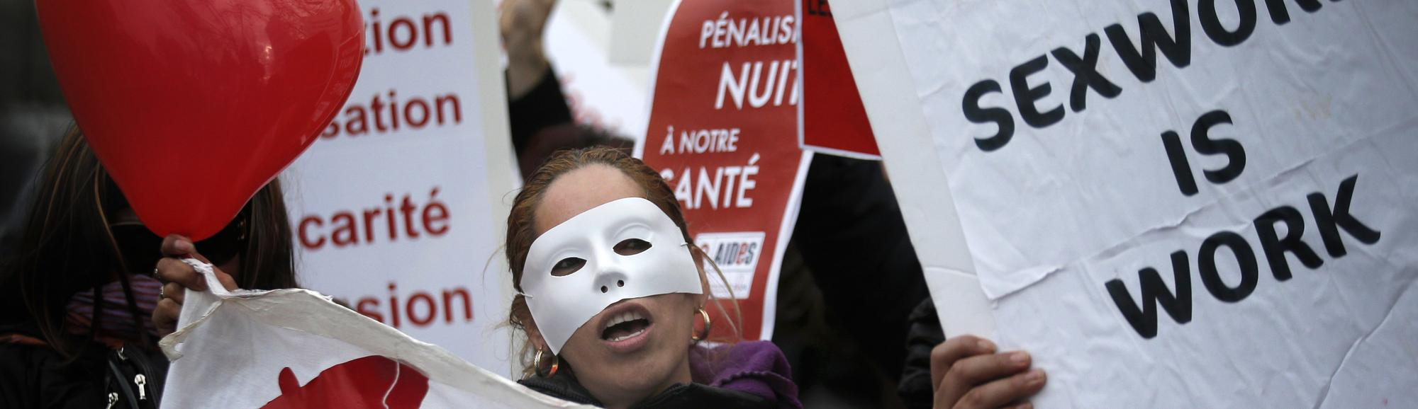 French Senators Vote to Screw Over Prostitutes — But Not Their Johns