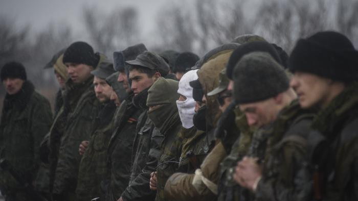 Russian Soldiers Have Given Up Pretending They Are Not Fighting in Ukraine