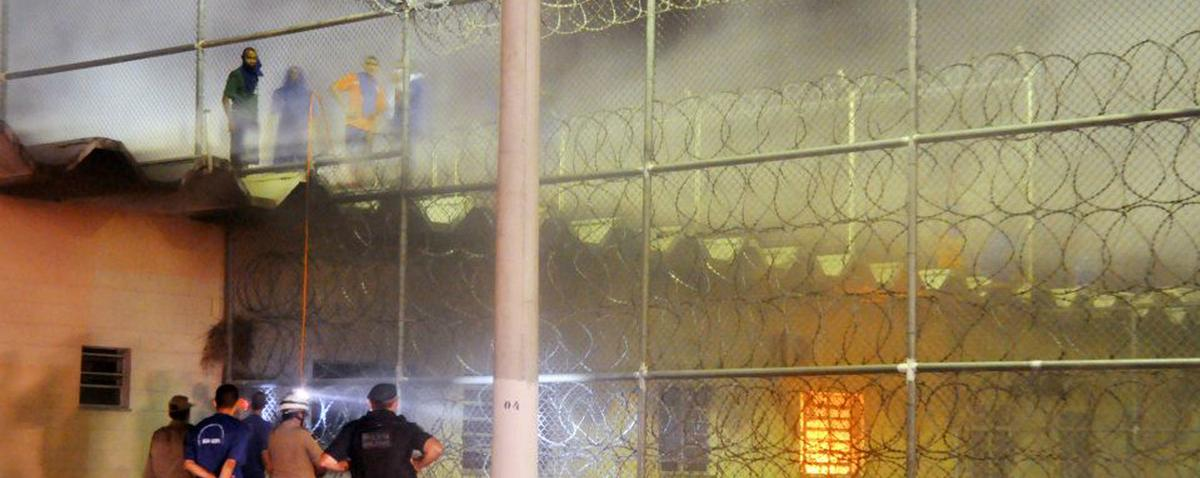 Brazil's Overcrowded and Mismanaged Prisons Are at the Breaking Point