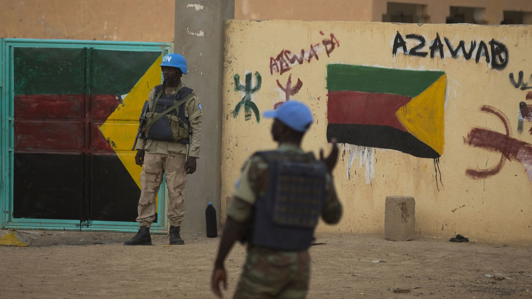 UN Condemns Its Own Peacekeepers for Killing Three Protesters in Mali