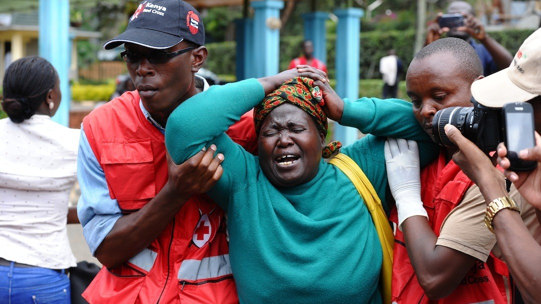 Kenyans Search for Loved Ones and Answers on Government's Poor Security After University Attack