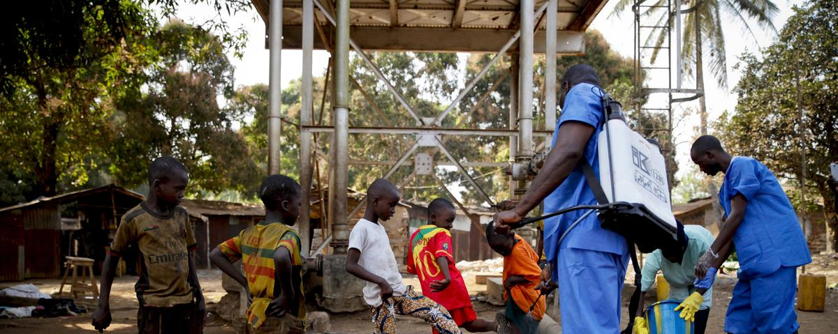 Guinea Ramps Up Fight Against Ebola as Outbreak Continues to Burn