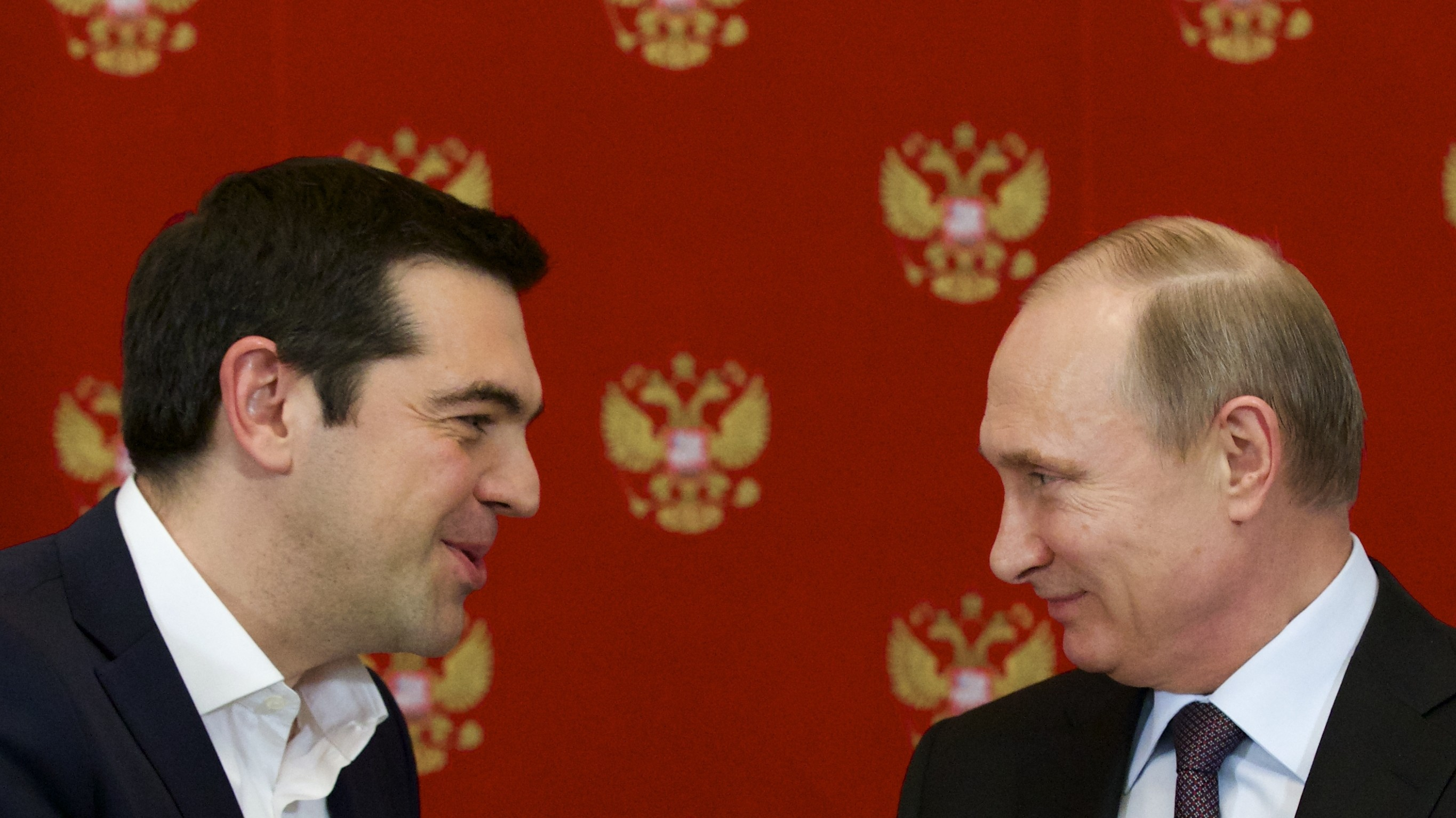 The Greek Prime Minister's Meeting With Putin Sent a Message to the EU