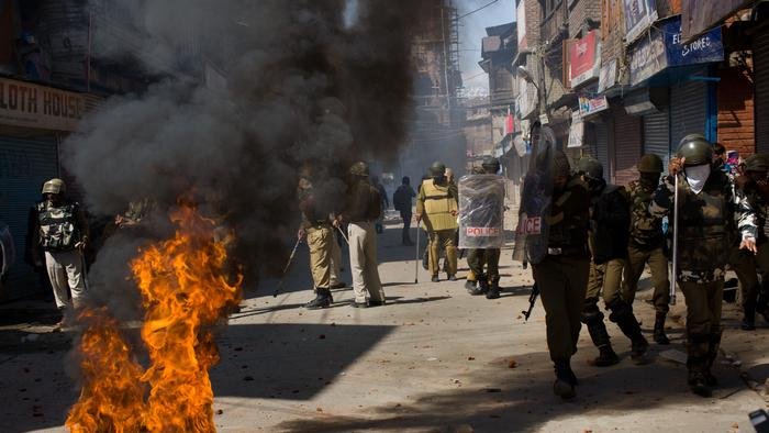 India's 'Resettlement' of Kashmiri Hindus to Hotly Contested Region Stokes Resentment