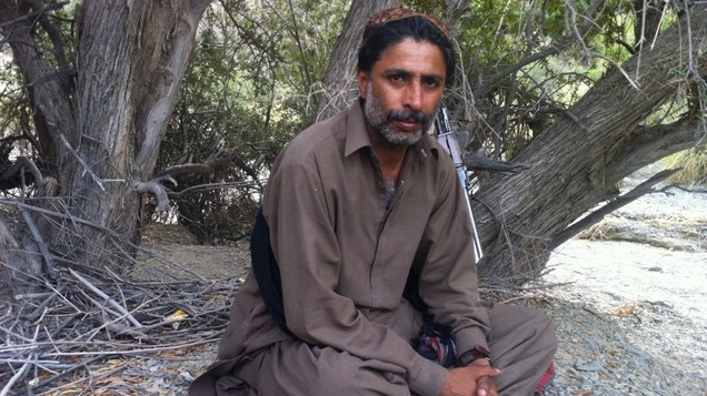 'We Are Suffering Genocide at the Hands of Pakistan': An Interview with BLF Commander Allah Nazar