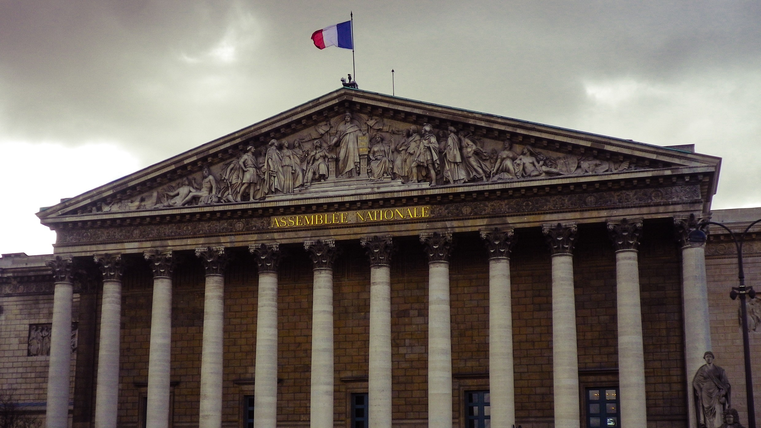 Debate Over France's New Intelligence Bill Brings Fear of Surveillance State