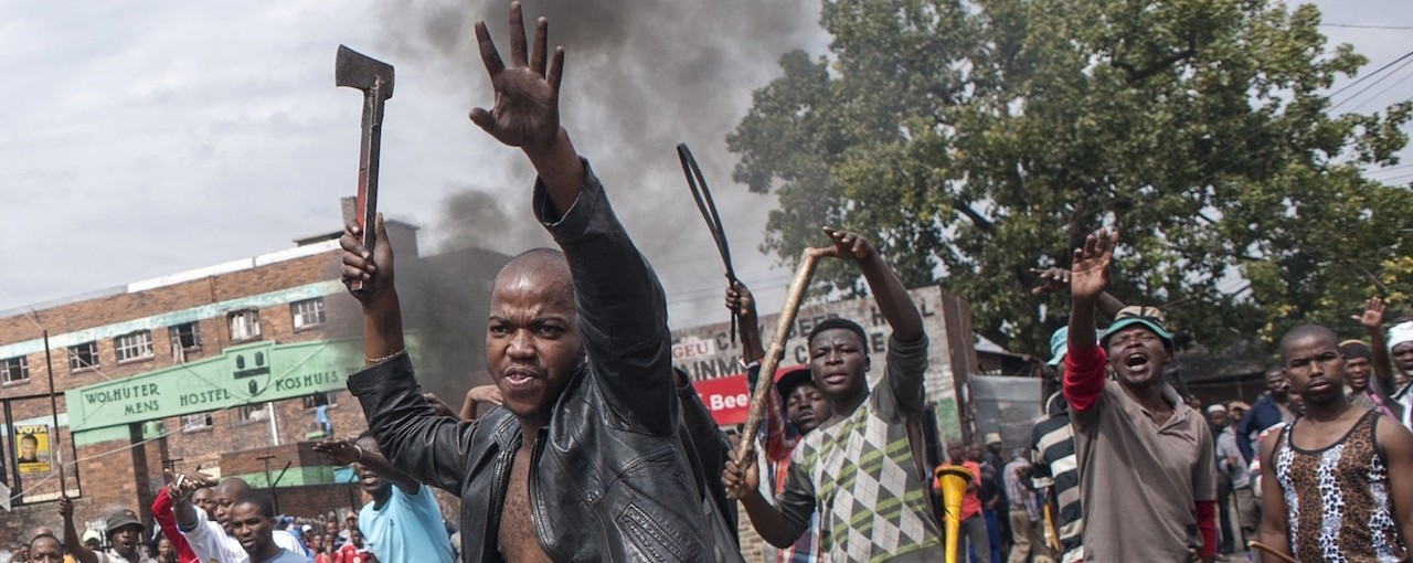 Deadly Xenophobic Durban Riots Spread to Other South African Cities