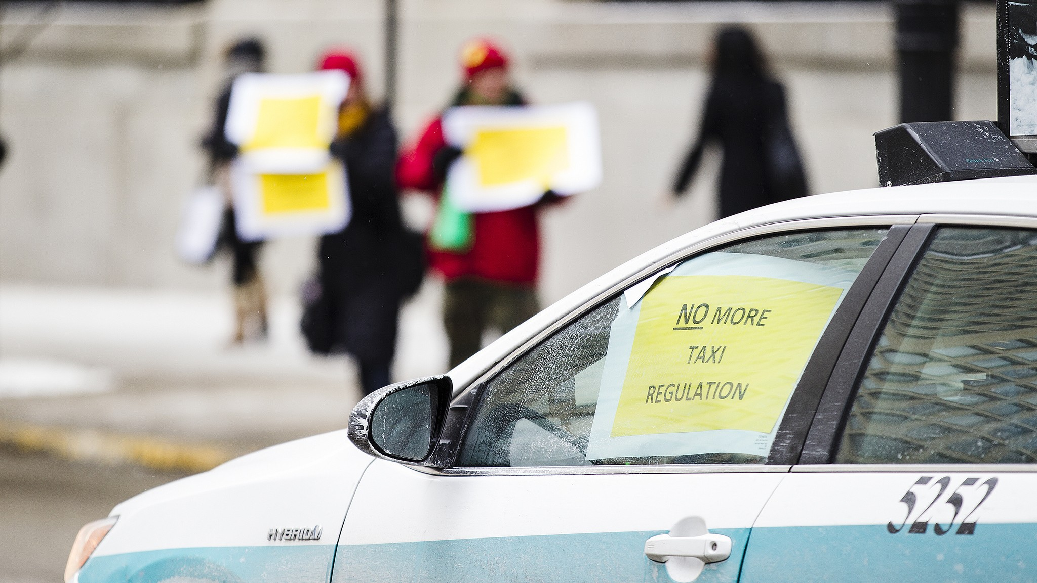 How the Sharing Economy Could Make the Labor Movement More Relevant