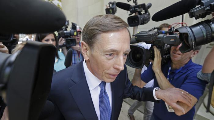 Petraeus Gets Wrist Slap for Sharing CIA Intel as Other Leakers Face Harsh Sentences