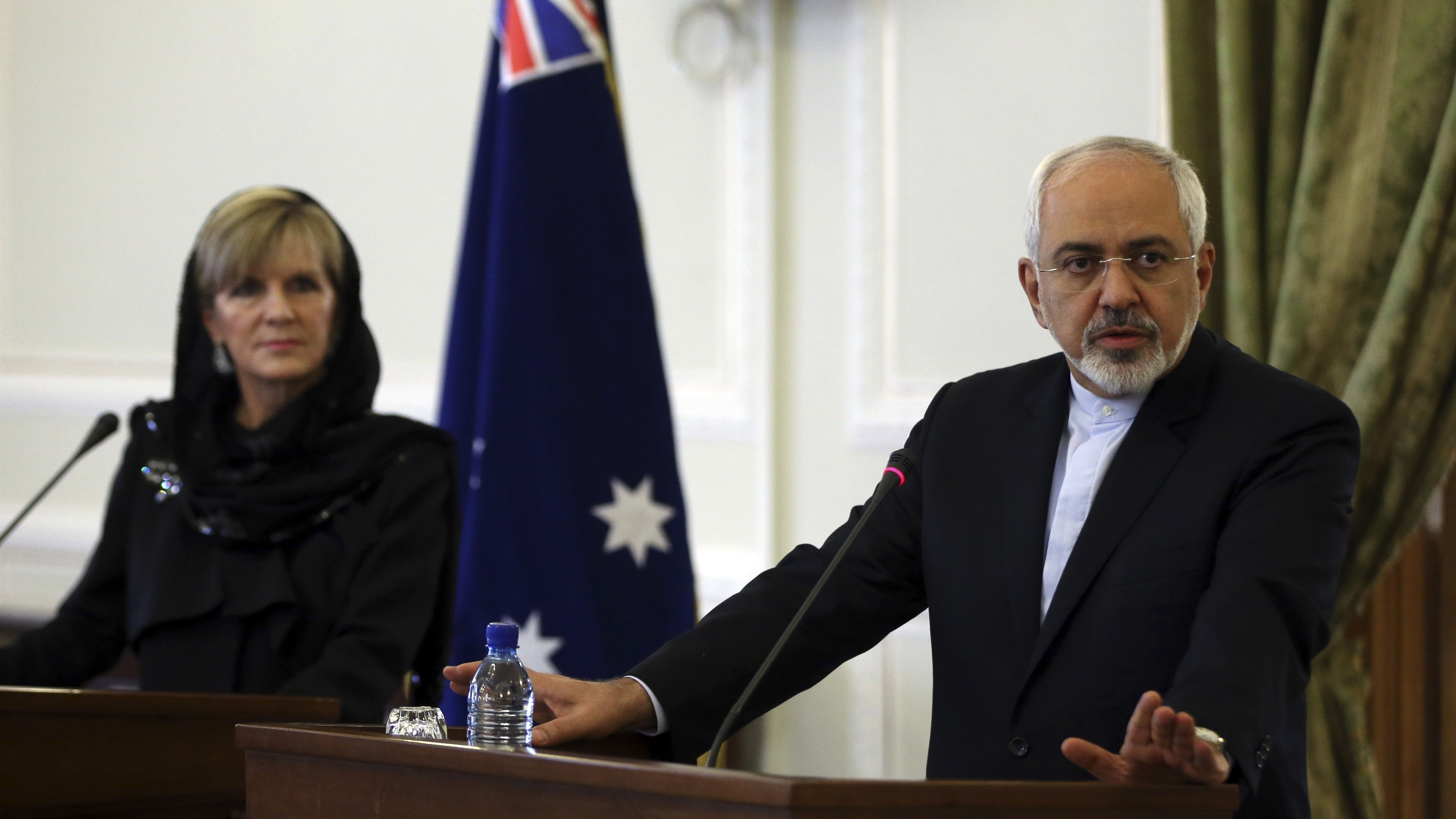 Australia is About to Start Sharing Intelligence With Iran — And The US Wants to Know Why