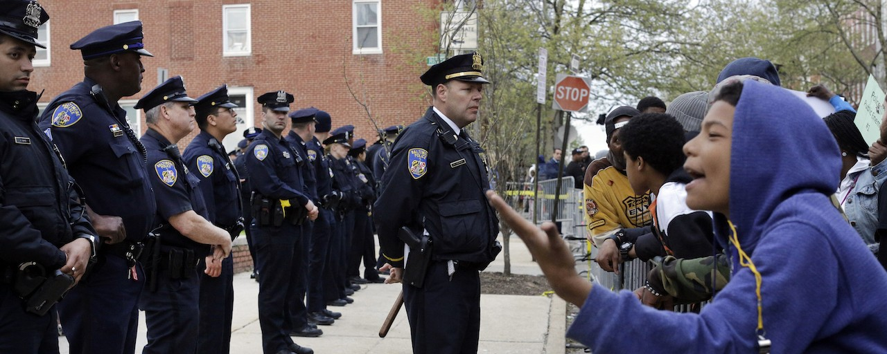 Baltimore Police Confirm Freddie Gray Was Not In Seat Belt During Arrest