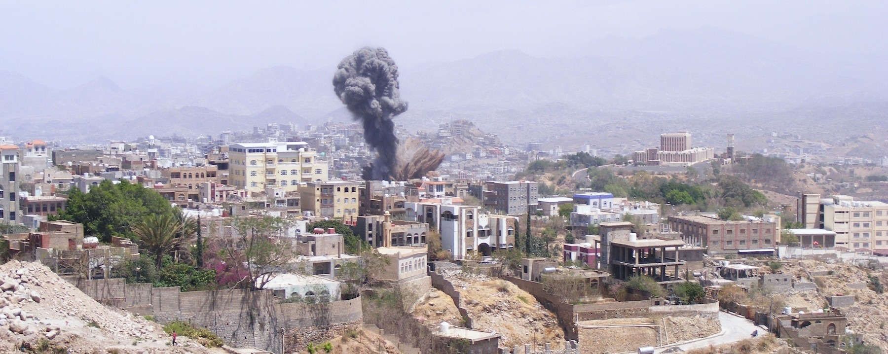 Saudi Airstrikes in Yemen Haven't Stopped — They've Just Reached Halftime