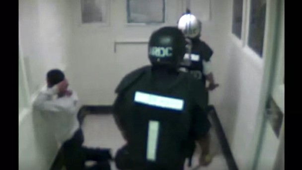 Video Shows Teenage Inmate Brutally Beaten at Rikers Island