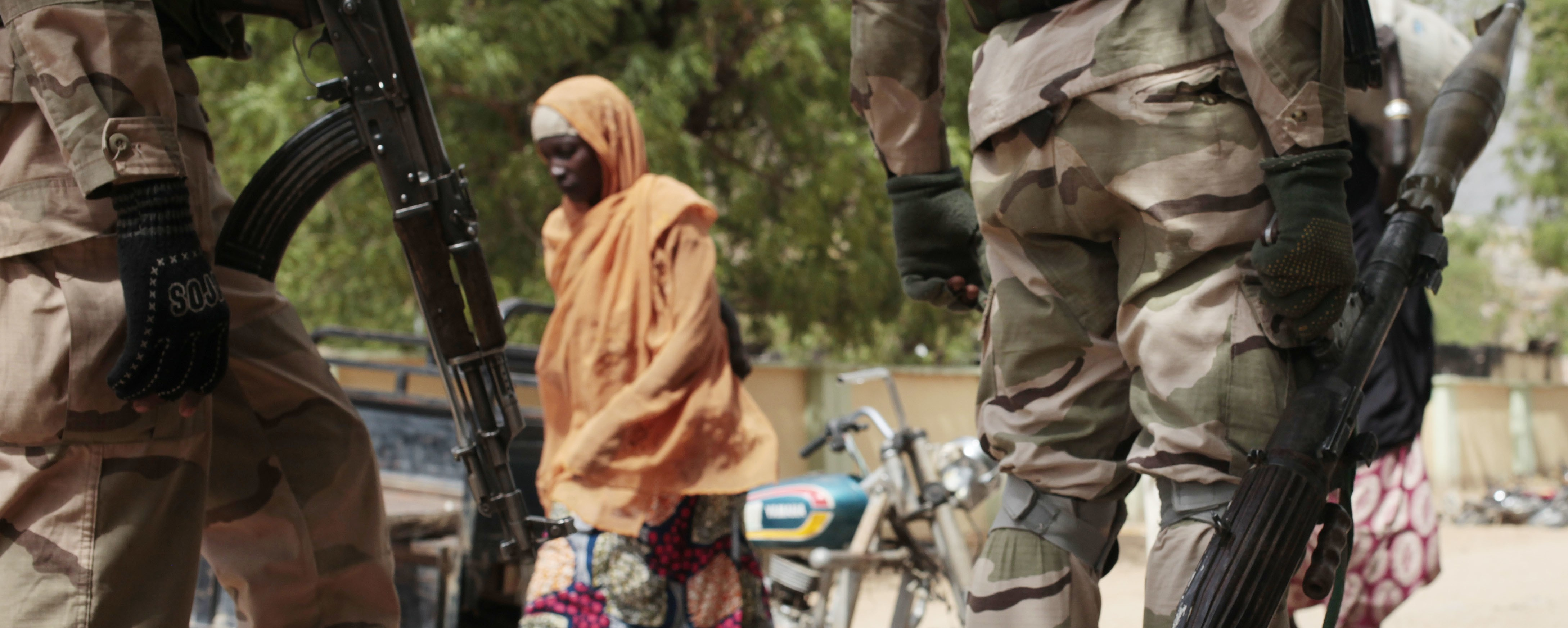 Boko Haram Said to Recapture Nigerian Border Town as Islamic State Offers Praise