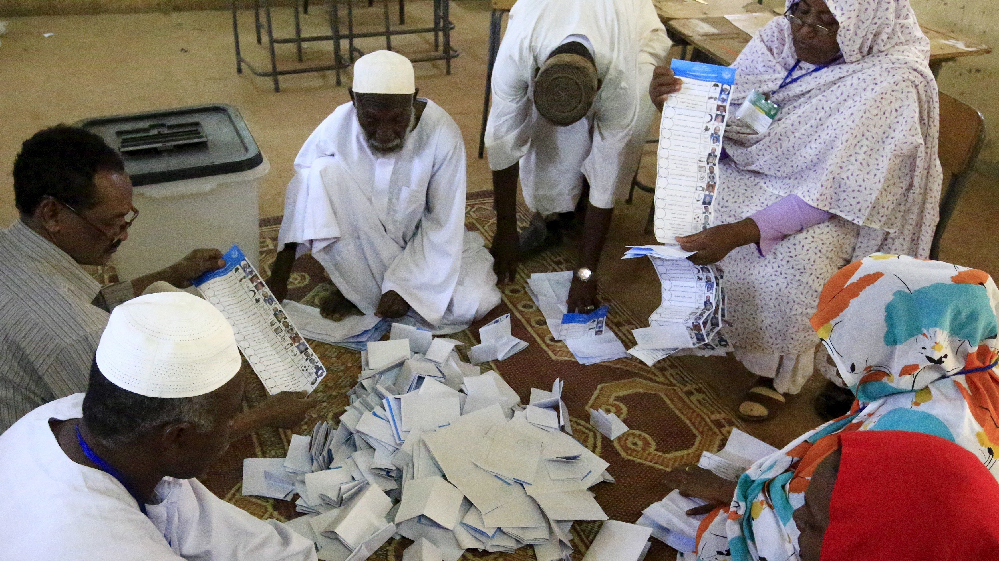 Stage Set for an Escalation of Violence Following 95 Percent Victory in Sudan Elections
