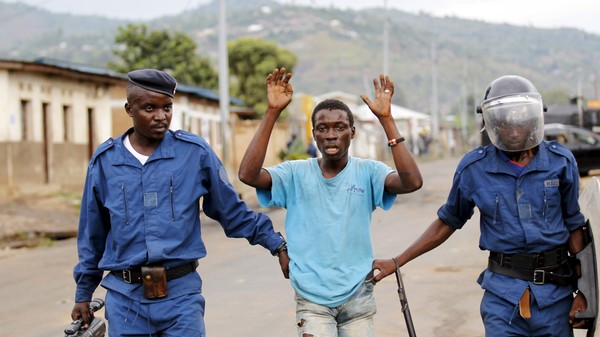 Burundi Silences Radio Stations and Arrests Human Rights Activist as Political Crackdown Continues