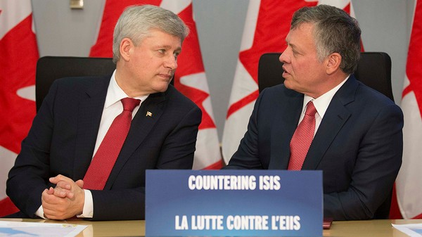 Canada Is Handing Jordan $125M to Fight the Islamic State, Aid Refugees, Boost Economy