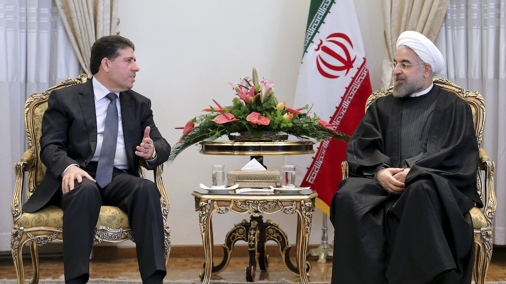 Iran Could Help Broker Peace in Syria, Says EU Foreign Policy Head