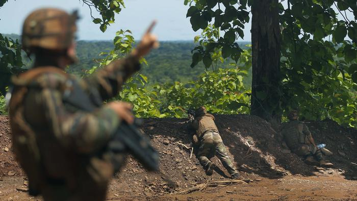 Leaked Report Alleges French Troops Raped Starving Children in the Central African Republic as They Sought Food