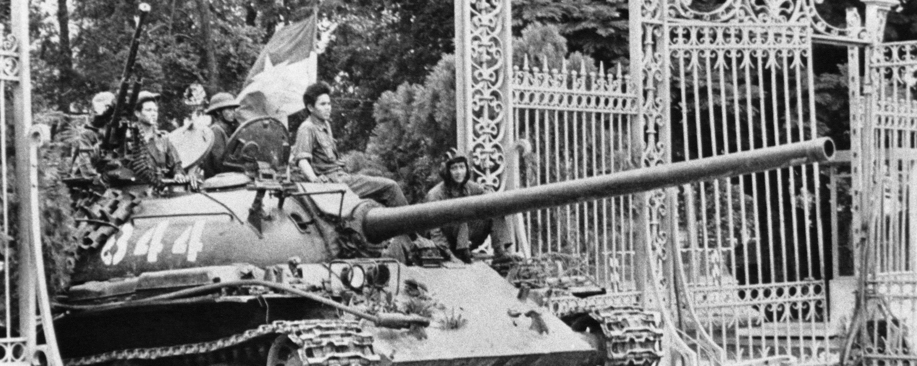 From the Fall of Saigon to Fighting the Islamic State, People Find the Bright Side to War