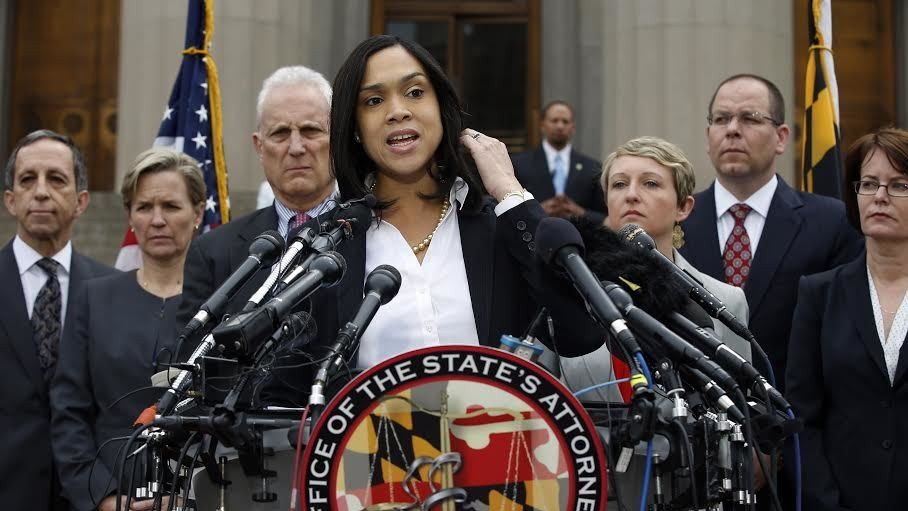 Six Baltimore Police Officers Charged in Freddie Gray's Death