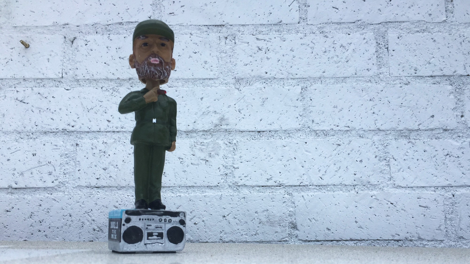 Want a Fidel Castro Bobblehead? Better Get to Guantanamo Bay Fast